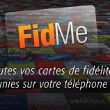 Télécharger FidMe – Cartes de fidélité pour Android