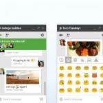 Google Hangouts chat emoji