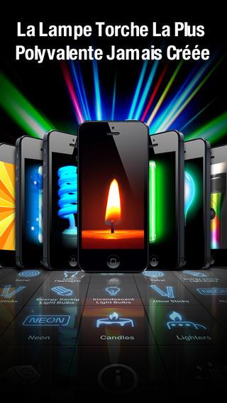 Application Quot Lampe Torche Ihandy Quot Gratuite Sur Iphone Et Ipad
