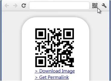 QR Code d'URL