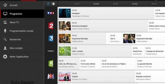 Télécharger «Télé Loisirs» programme TV pour Android