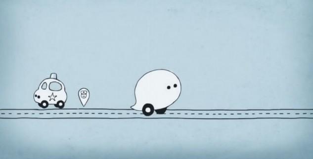 Télécharger «Waze GPS social, cartes et trafic» sur iPhone et iPad