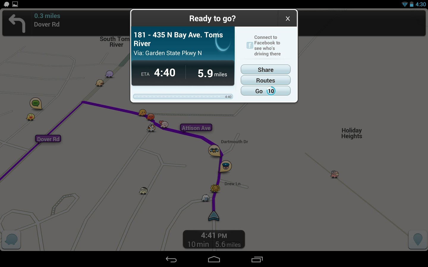 waze application gps et avertisseur de radars gratuit pour android. Black Bedroom Furniture Sets. Home Design Ideas