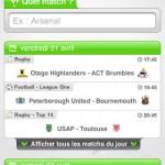 Allomatch.com matchs