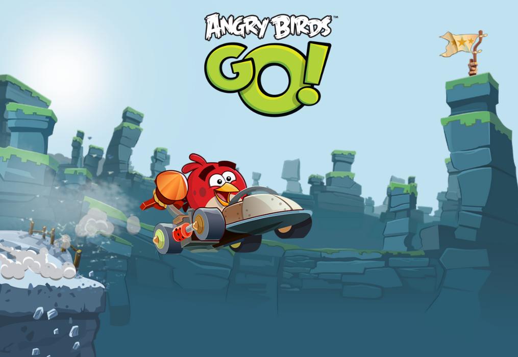 T l charger le jeu gratuit angry birds go sur smartphone tablette - Telecharger angry birds gratuit ...