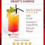 Atelier Cocktail recette