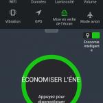 Battery Doctor économie d'énergie