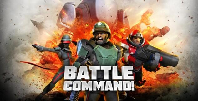 Télécharger «Battle Command!» pour Android