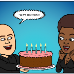 Bitstrips happy birthday