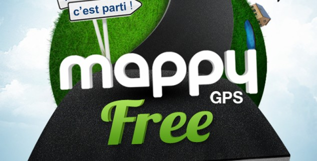 Télécharger «Mappy GPS Free» pour Android
