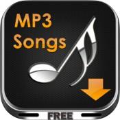 Téléchargeur de chansons MP3 gratuit logo