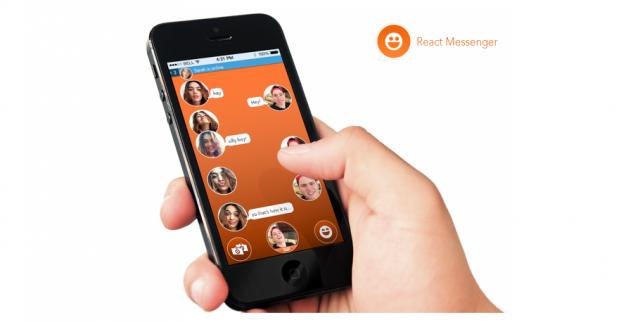Télécharger «React Messenger» sur iPhone et iPad