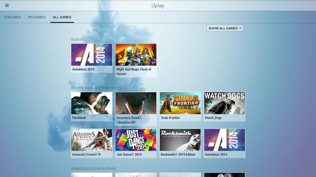 Uplay par Ubisoft