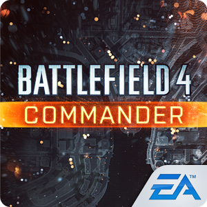 Battlefield 4 Commander logo