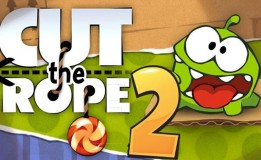 Télécharger « Cut the Rope 2″ sur iPhone et iPad