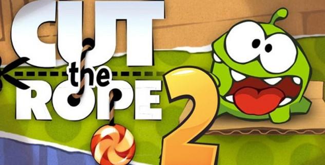 Télécharger «Cut the Rope 2″ sur iPhone et iPad