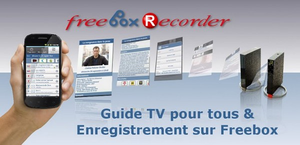 Télécharger « Freebox Recorder » pour Android