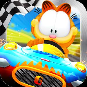 Garfield Kart logo