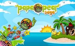 Télécharger «Papa Pear Saga» pour Android