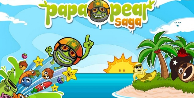 Télécharger «Papa Pear Saga» sur iPhone et iPad