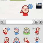 WeChat sticker