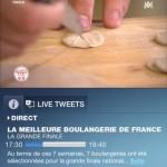 6play live tweet avec twitter
