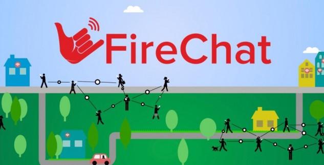 Télécharger FireChat sur iPhone et iPad