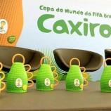 Application son de Caxirola (Coupe du Monde 2014 du Brésil)