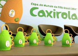 Application son de Caxirola (Coupe du Monde 2014 du Brésil)