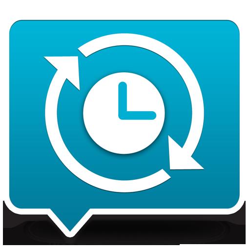 sms backup restore logo