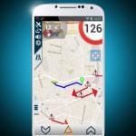 iCoyote avertisseur de radars sur mobile