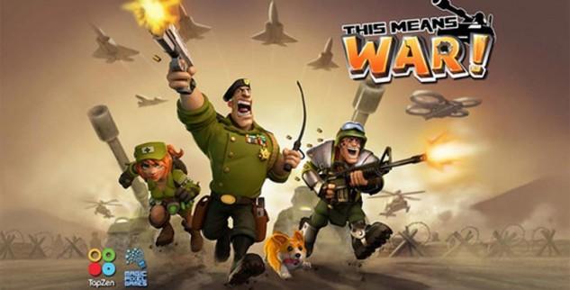 Télécharger «This Means WAR!» sur iPhone et iPad