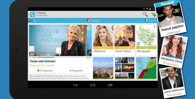 Télécharger Tivipedia pour Android