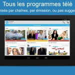 Tivipedia programme TV gratuit application Android