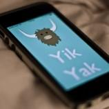 Télécharger «Yik Yak» sur iPhone